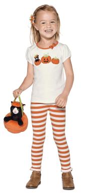 Girl Lil Pumpkin 6