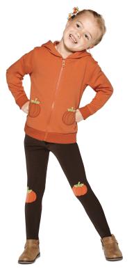 Girl Lil Pumpkin 5