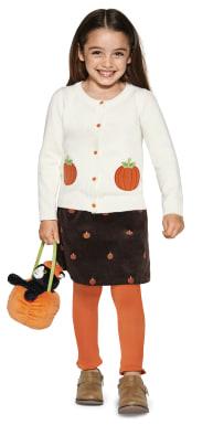 Girl Lil Pumpkin 2