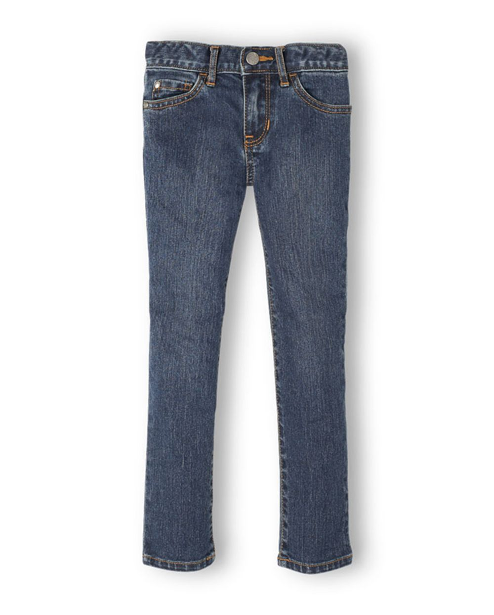 Coupons Girls Basic Skinny Jeans