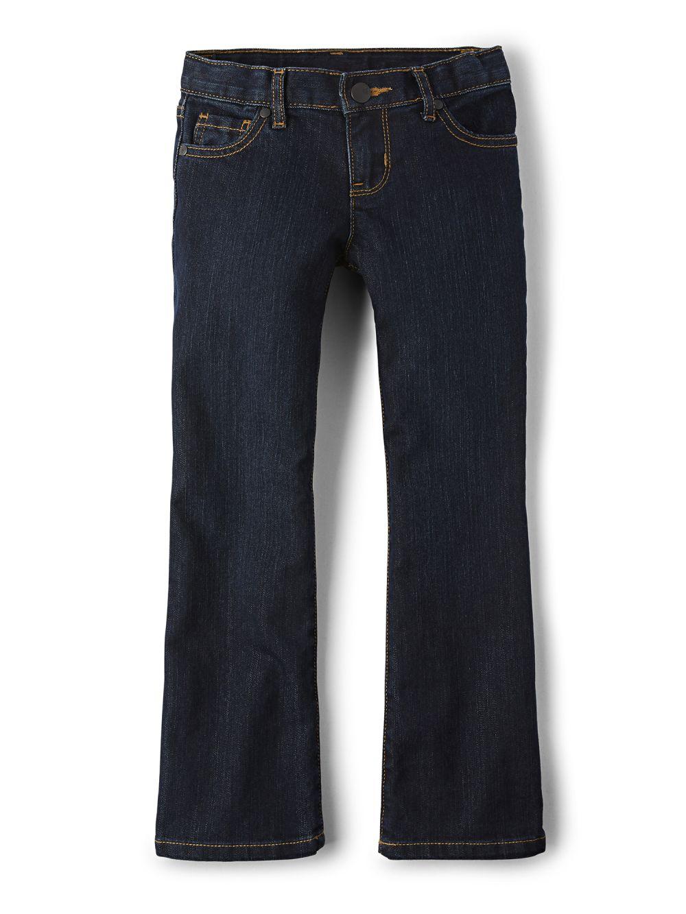 Best Girls Basic Bootcut Jeans