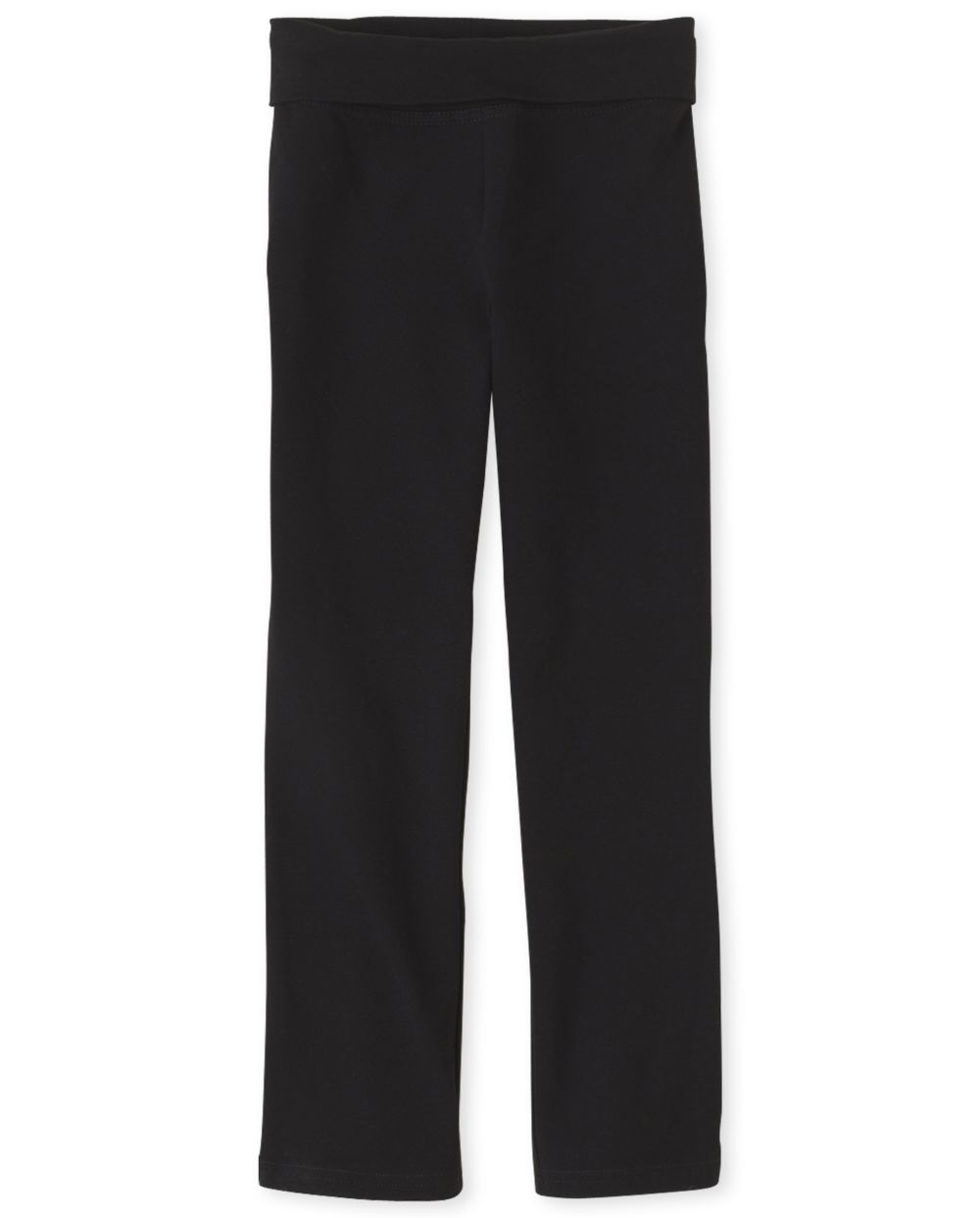 Compare Girls Uniform Active Foldover Waist Pants