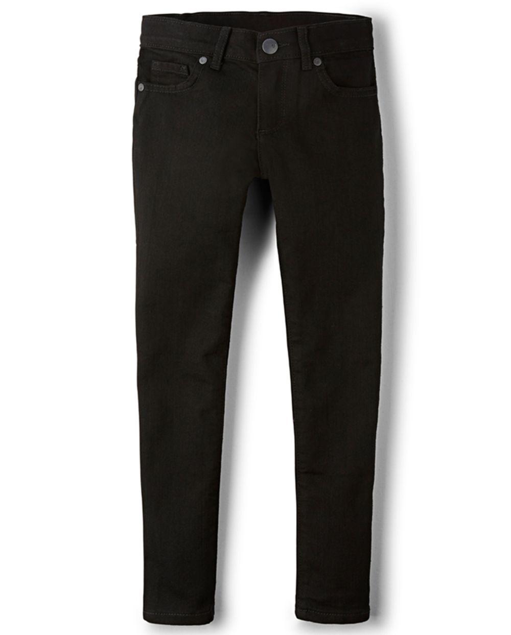 Best Girls Basic Super Skinny Jeans