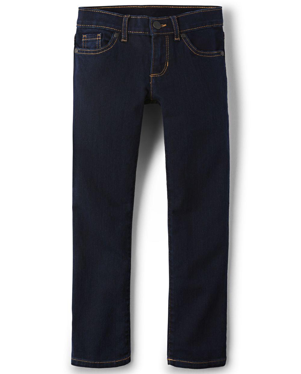 Discounts Girls Basic Skinny Jeans
