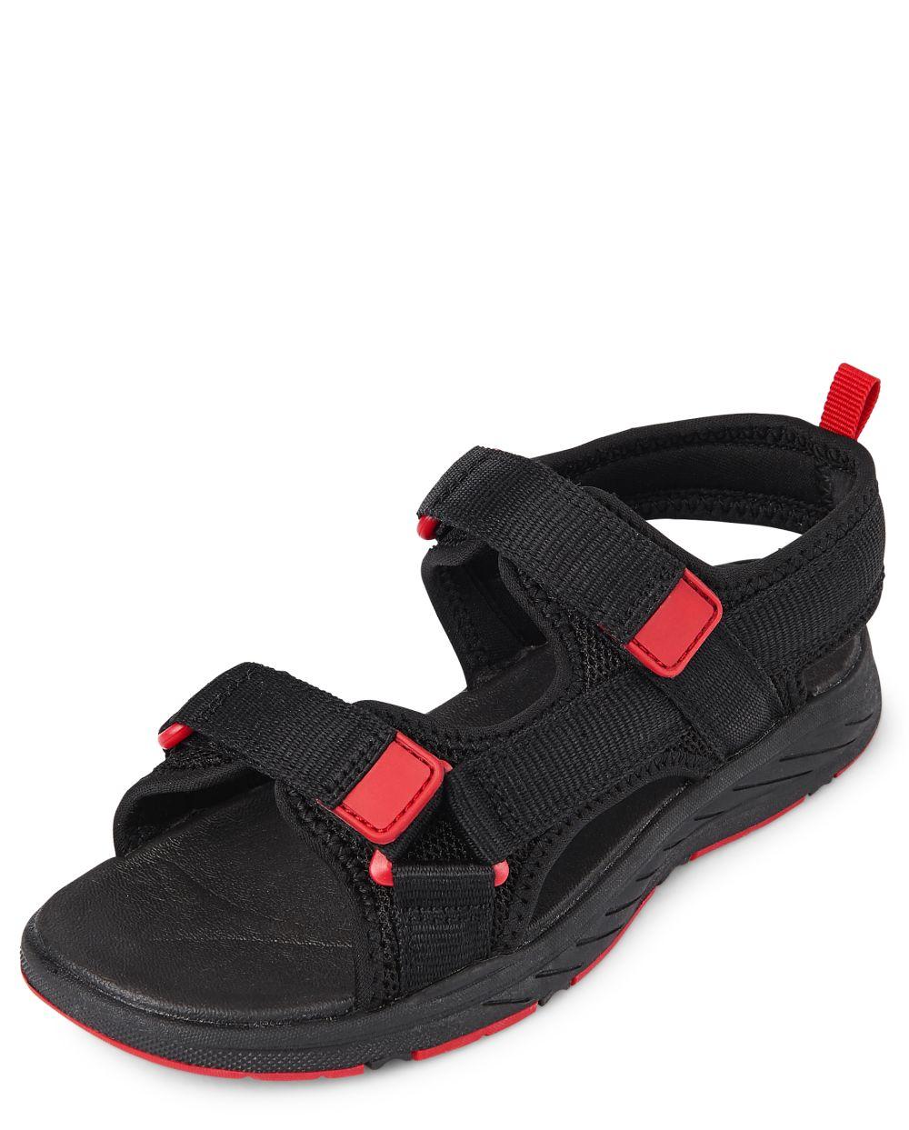 Boys Sport Sandals - Black