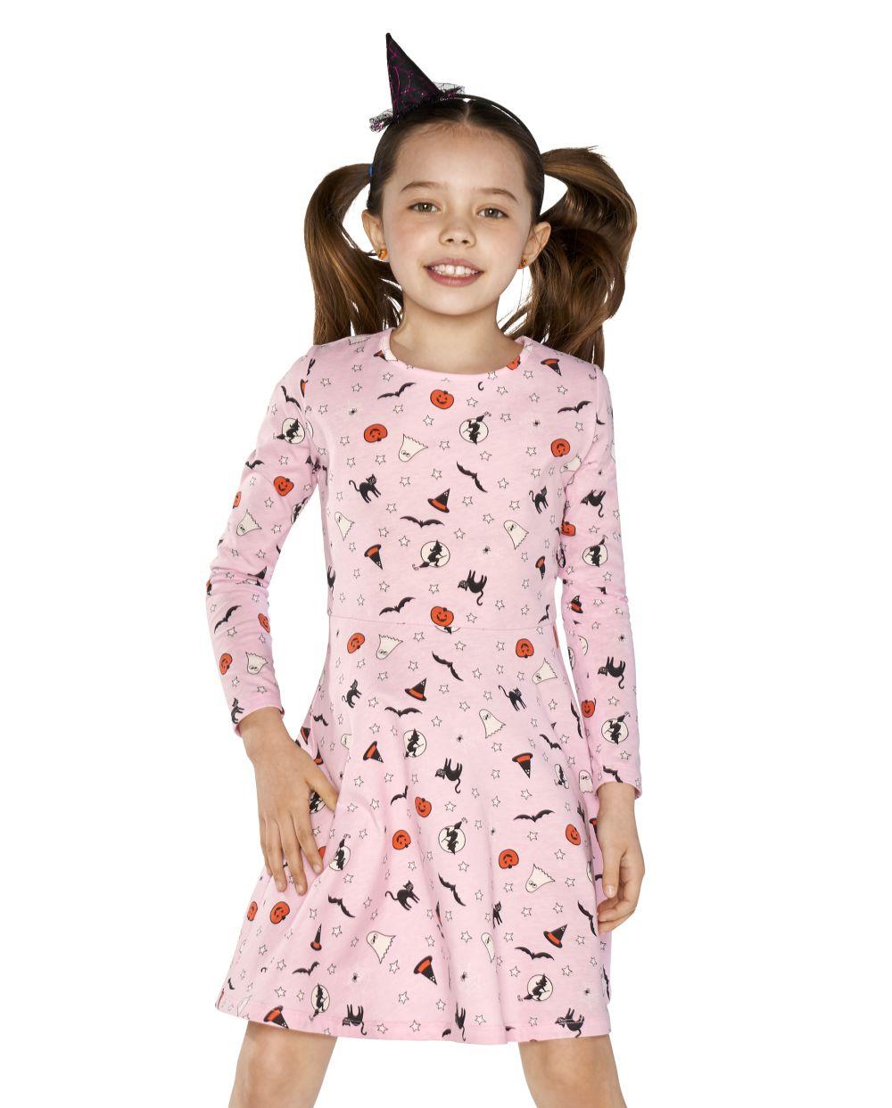 Girls Skater Dress
