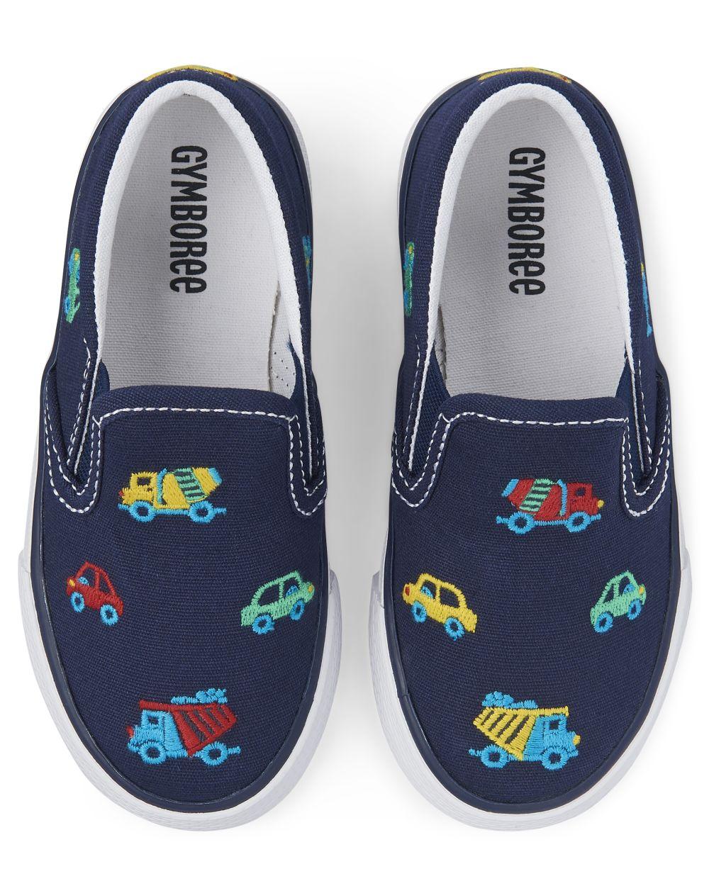 Zapatillas de deporte sin cordones para niños - Travel Adventure
