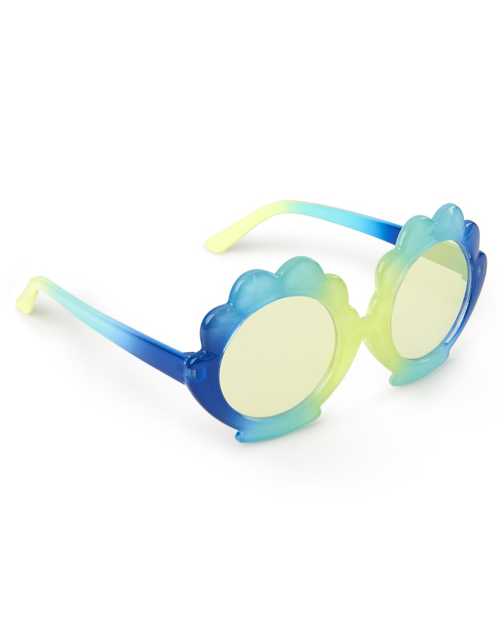 Girls Seashell Sunglasses - Under The Sea