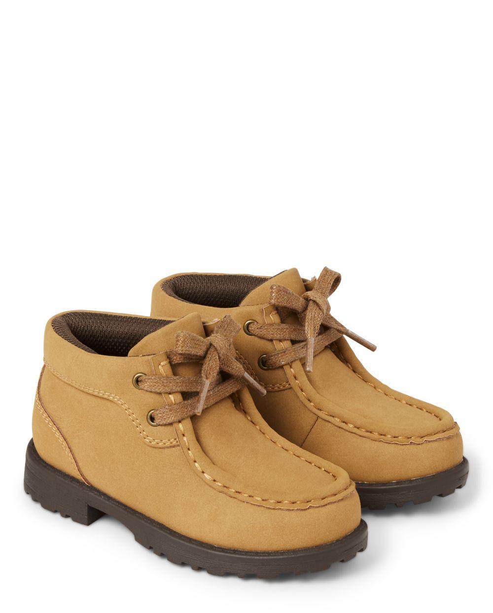 Boys Boots - Harvest