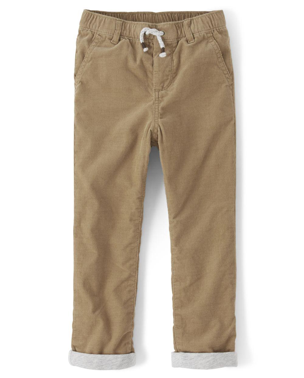 Boys Corduroy Pants