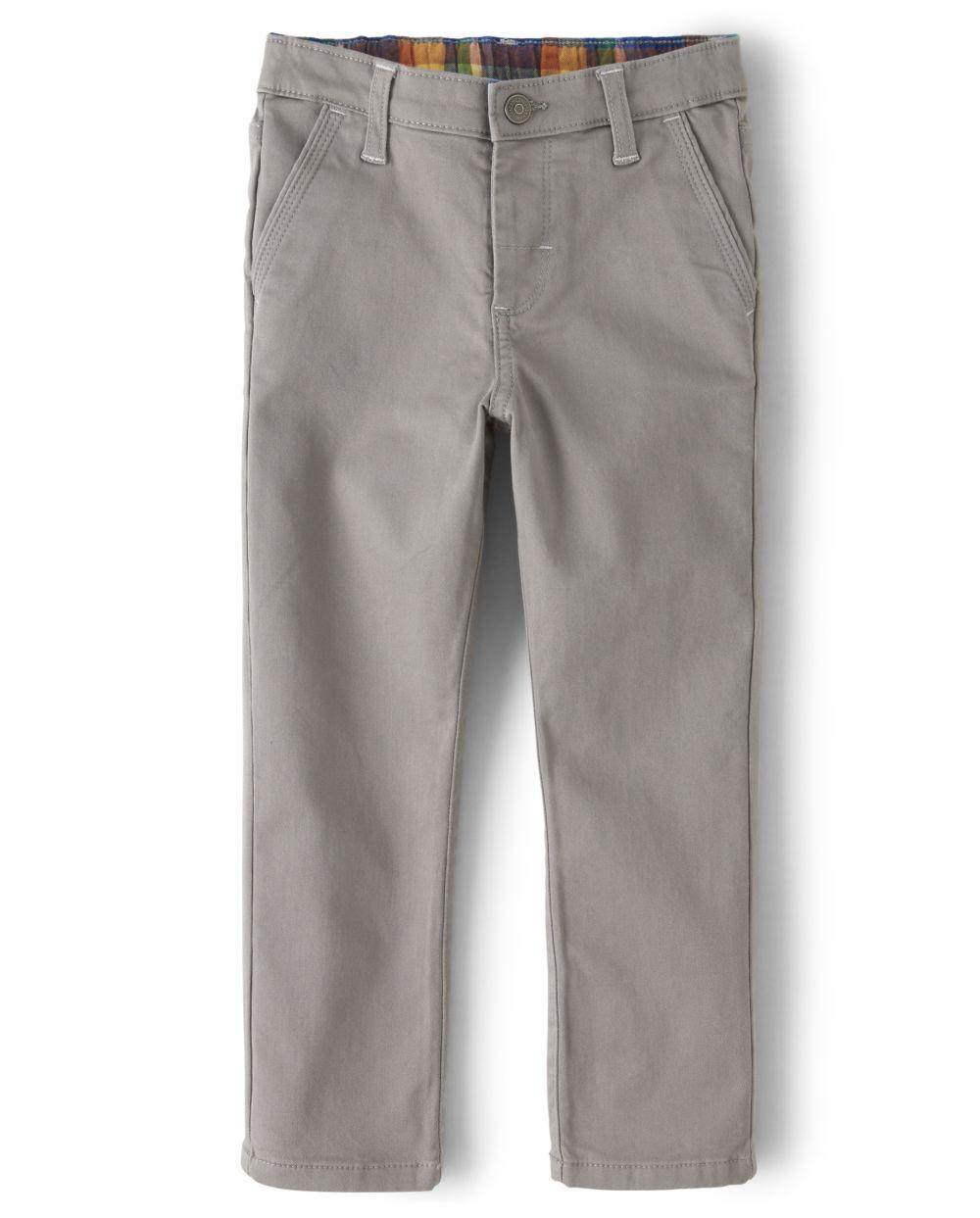Boys Chino Pants - Demolition Dude
