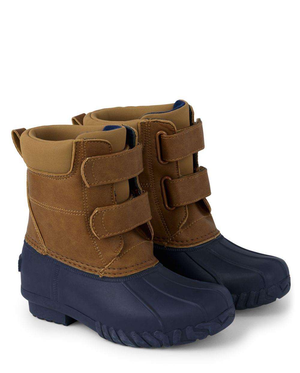 Boys Snow Boots - Aspen Lodge