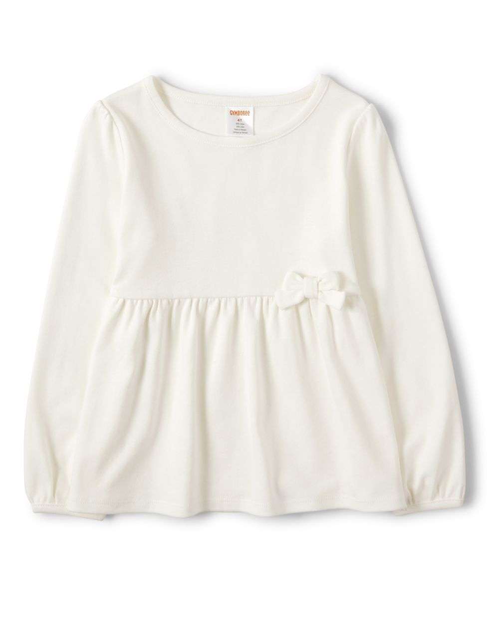 Girls Bow Top - Every Day Play