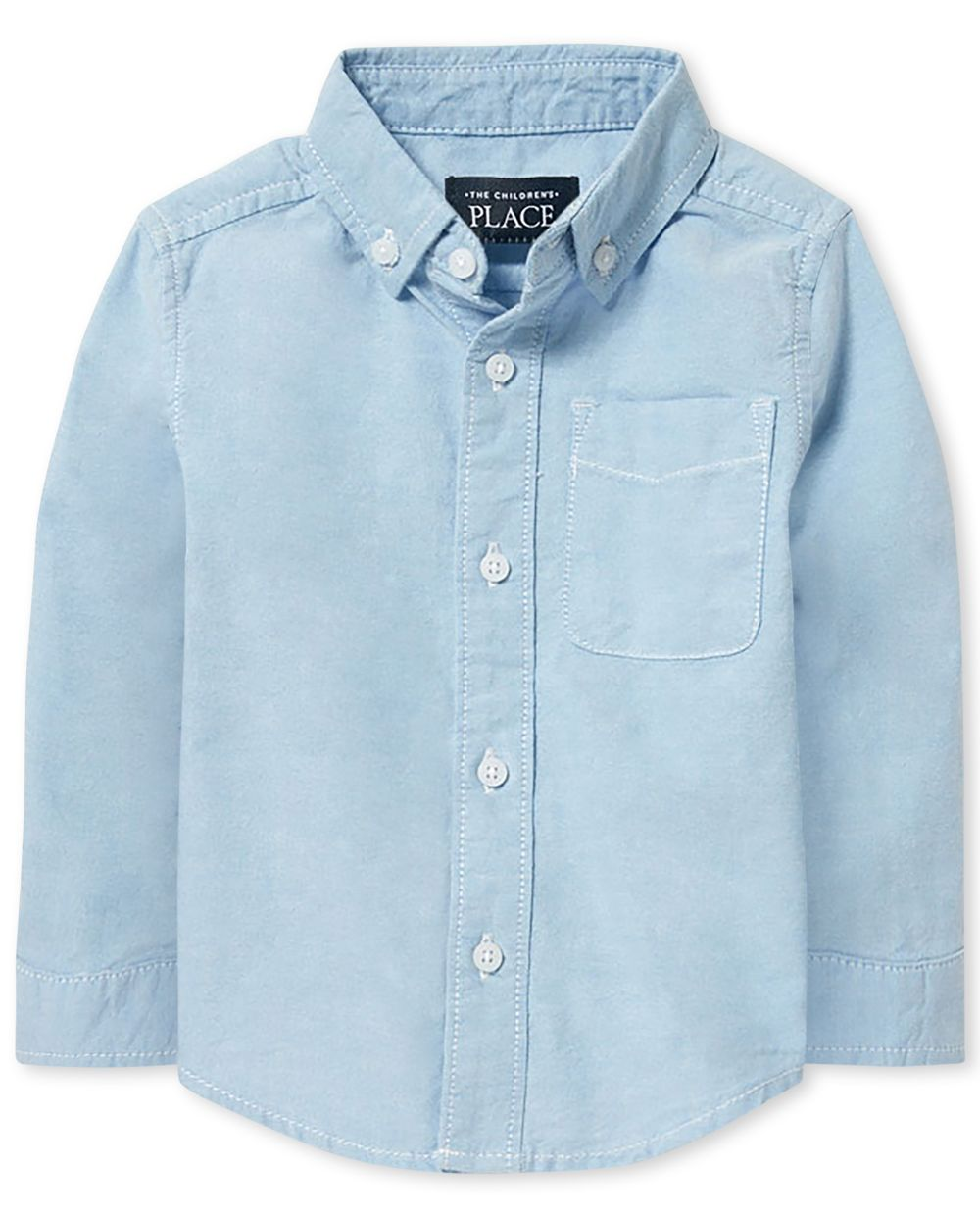 Toddler Boys Oxford Button Down Shirt