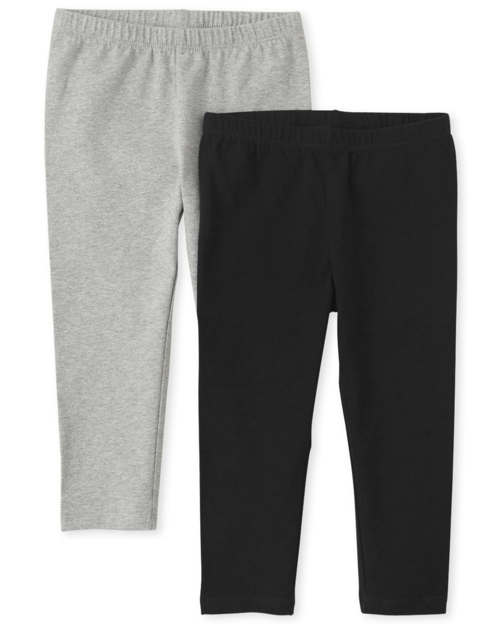 Girls Capri Leggings 2-Pack