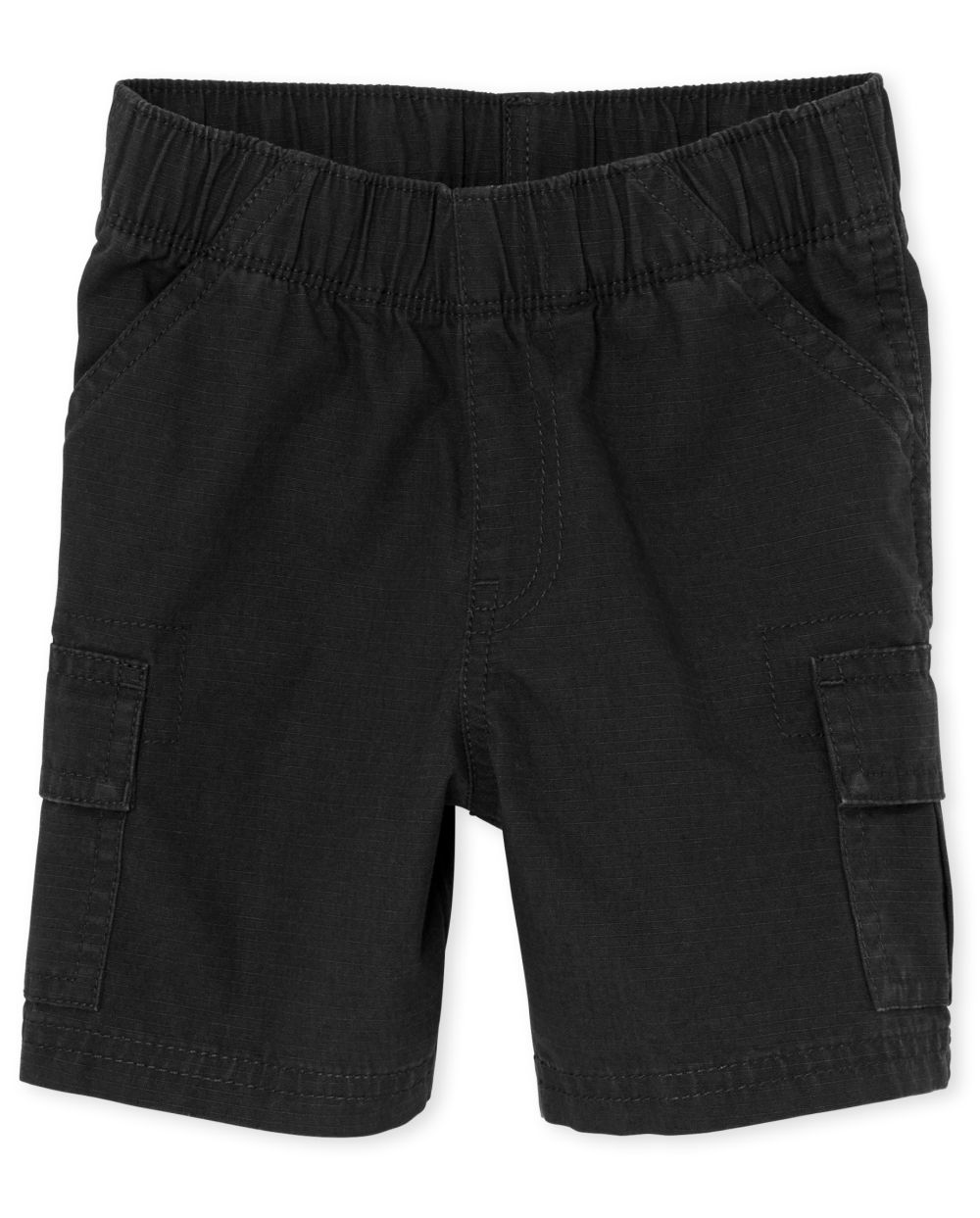 Baby And Toddler Boys Uniform Pull On Cargo Shorts