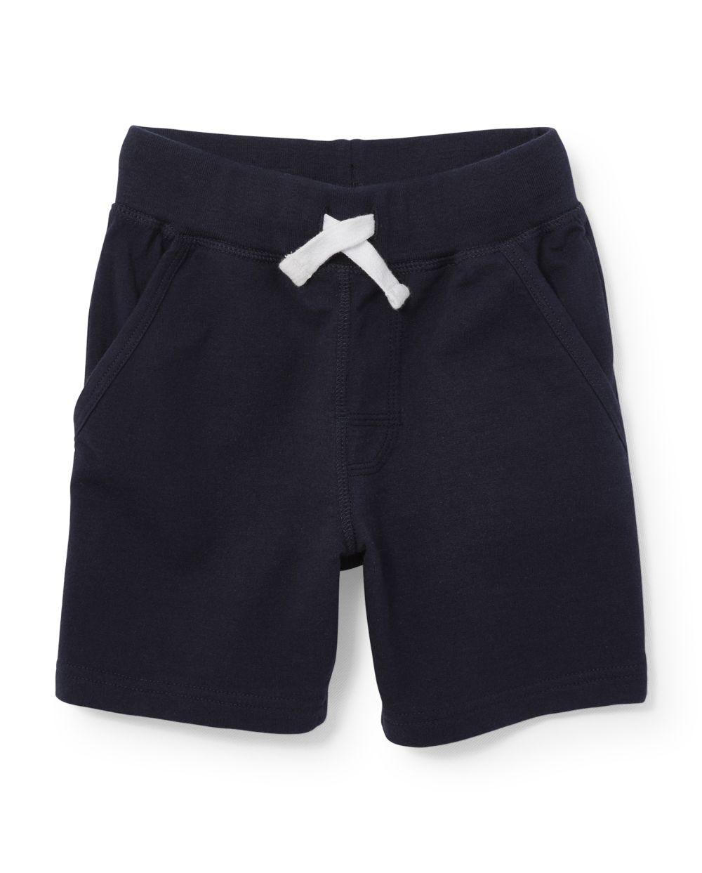 Toddler Boys Uniform Knit Shorts