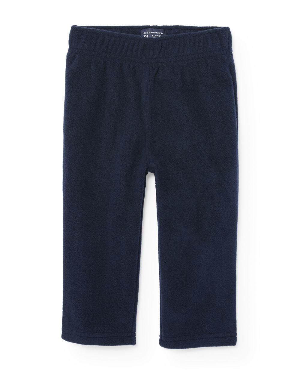 Toddler Boys Fleece Pants