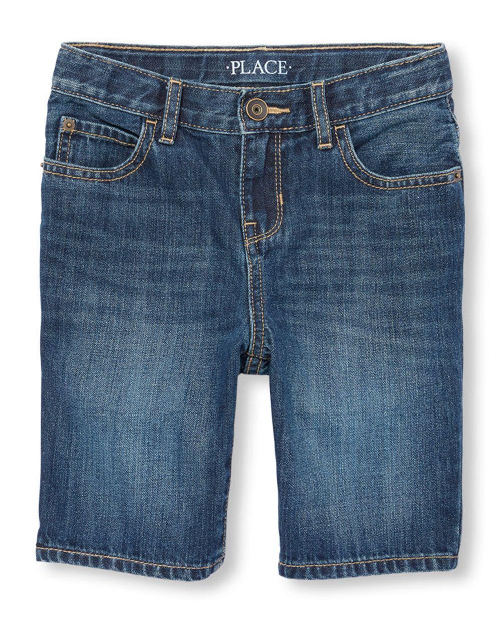 Shorts de mezclilla para niños