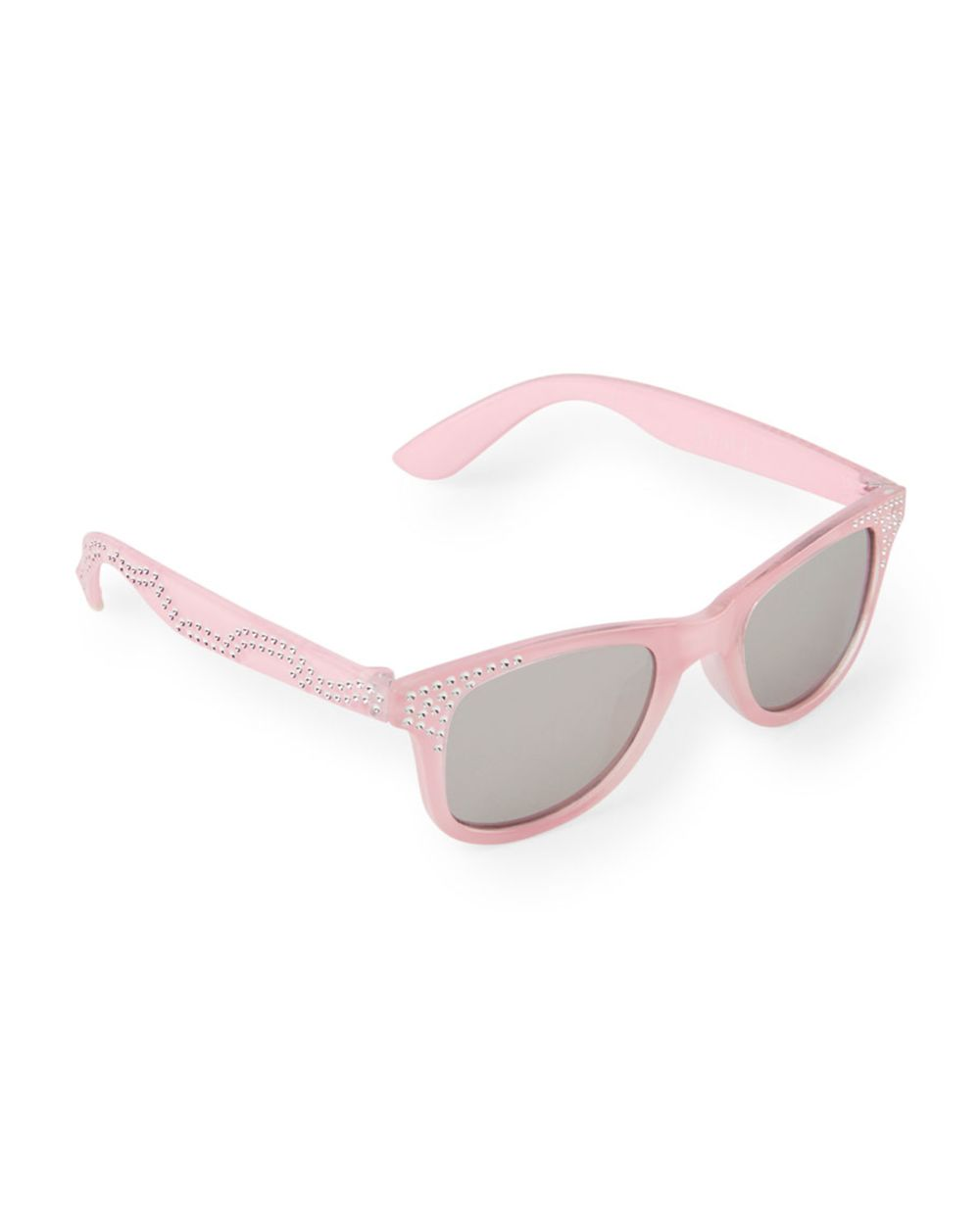 Toddler Girls Faceted Retro Sunglasses