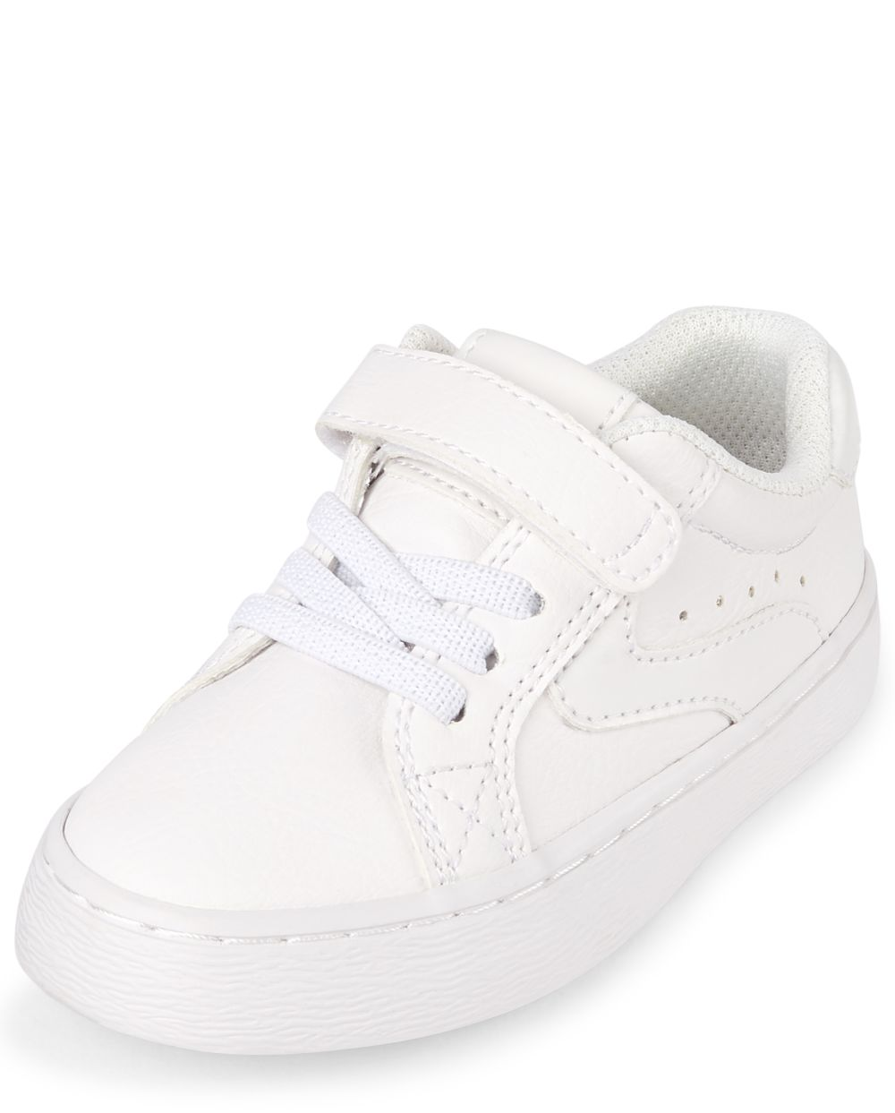 Toddler Boys Uniform Low Top Sneakers