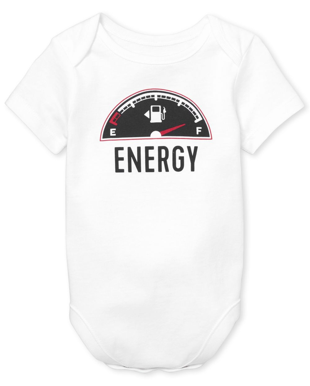Baby Boys Dad And Me Energy Matching Graphic Bodysuit