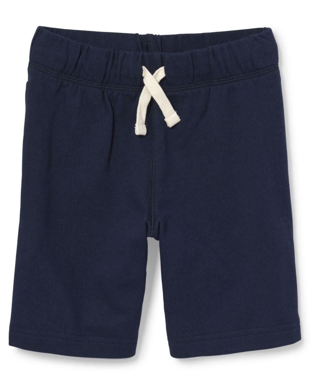 Boys Uniform French Terry Shorts
