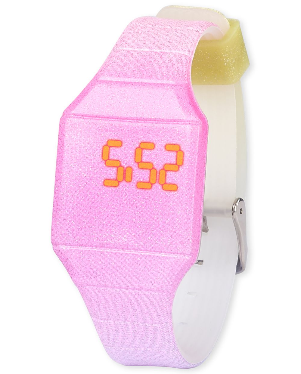 Girls Glitter Multicolor Digital Watch