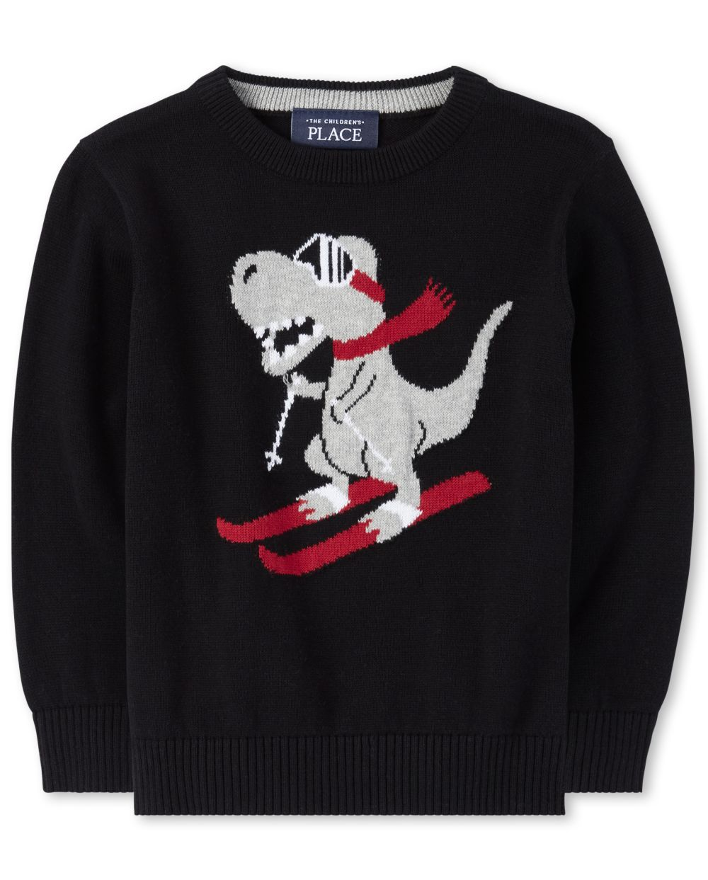Baby And Toddler Boys Graphic Sweater