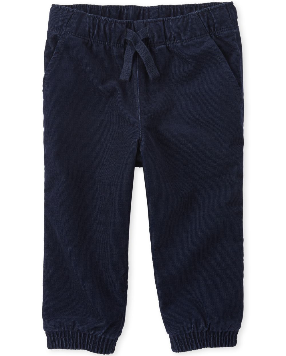 Baby And Toddler Boys Corduroy Pull On Jogger Pants