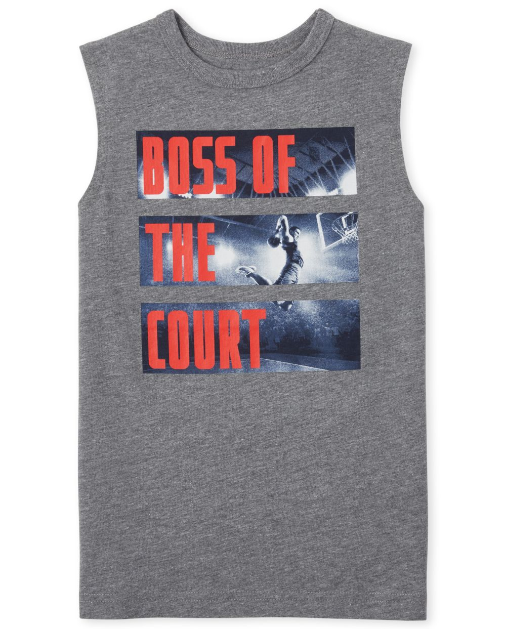 Boys Mix And Match Tank Top
