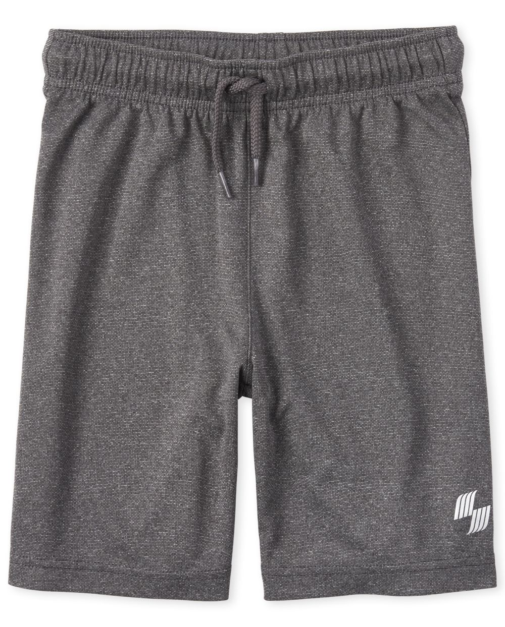 Boys Mix And Match Marled Performance Basketball Shorts