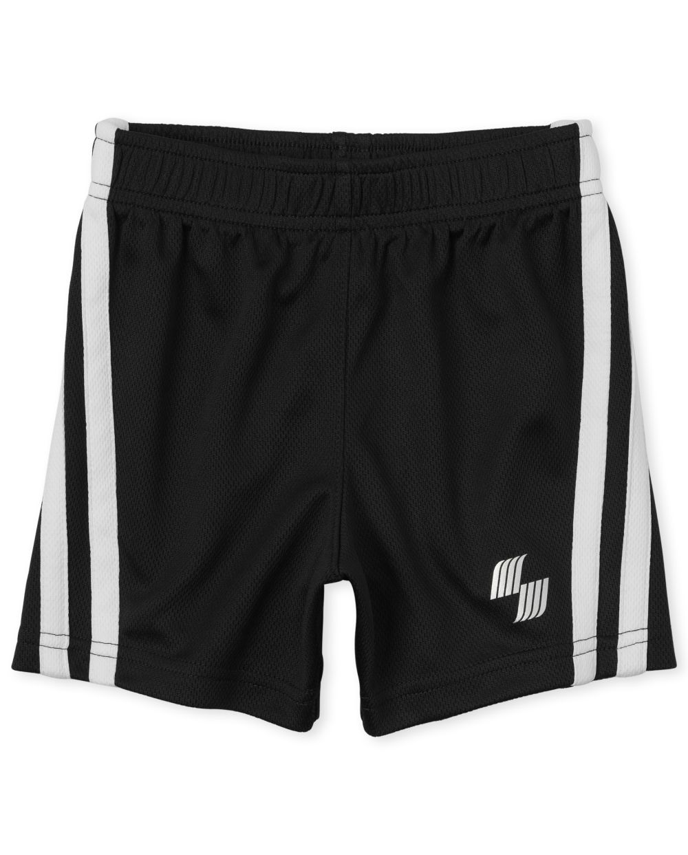 Baby And Toddler Boys Mix And Match Side Stripe Performance Basketball Shorts