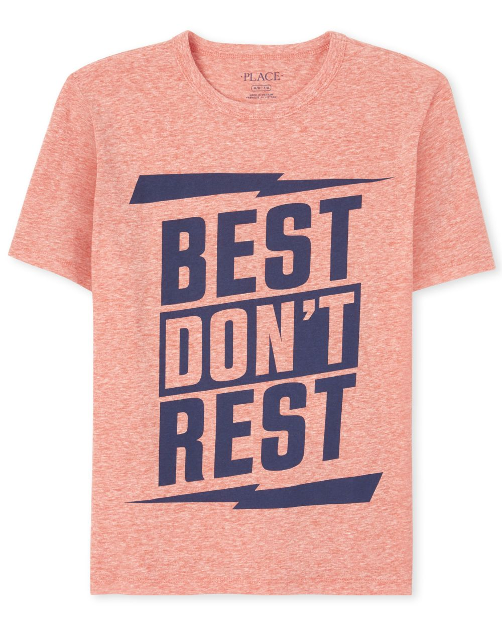Boys Best Don't Rest Graphic Tee