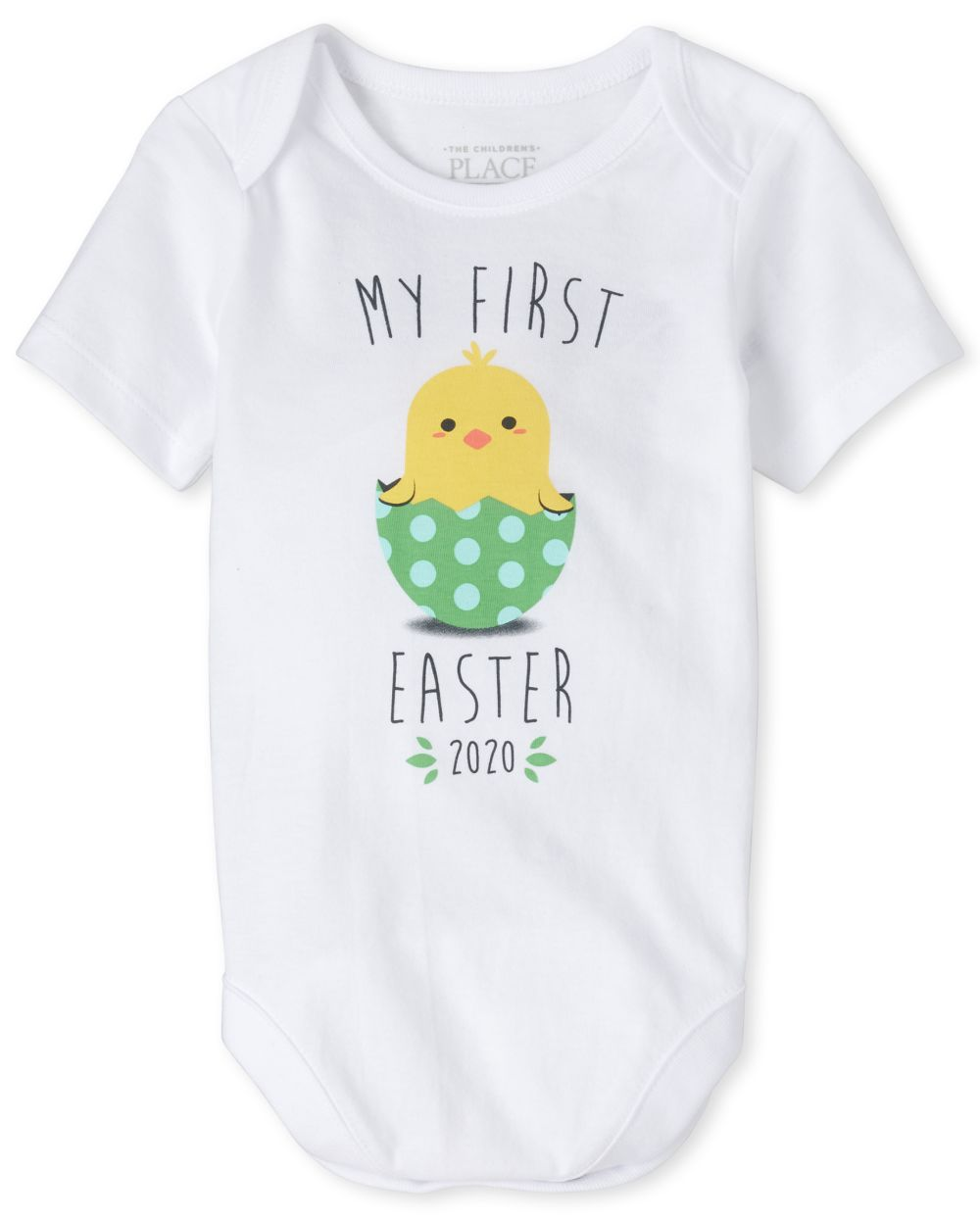 Unisex Baby My First Easter Graphic Bodysuit