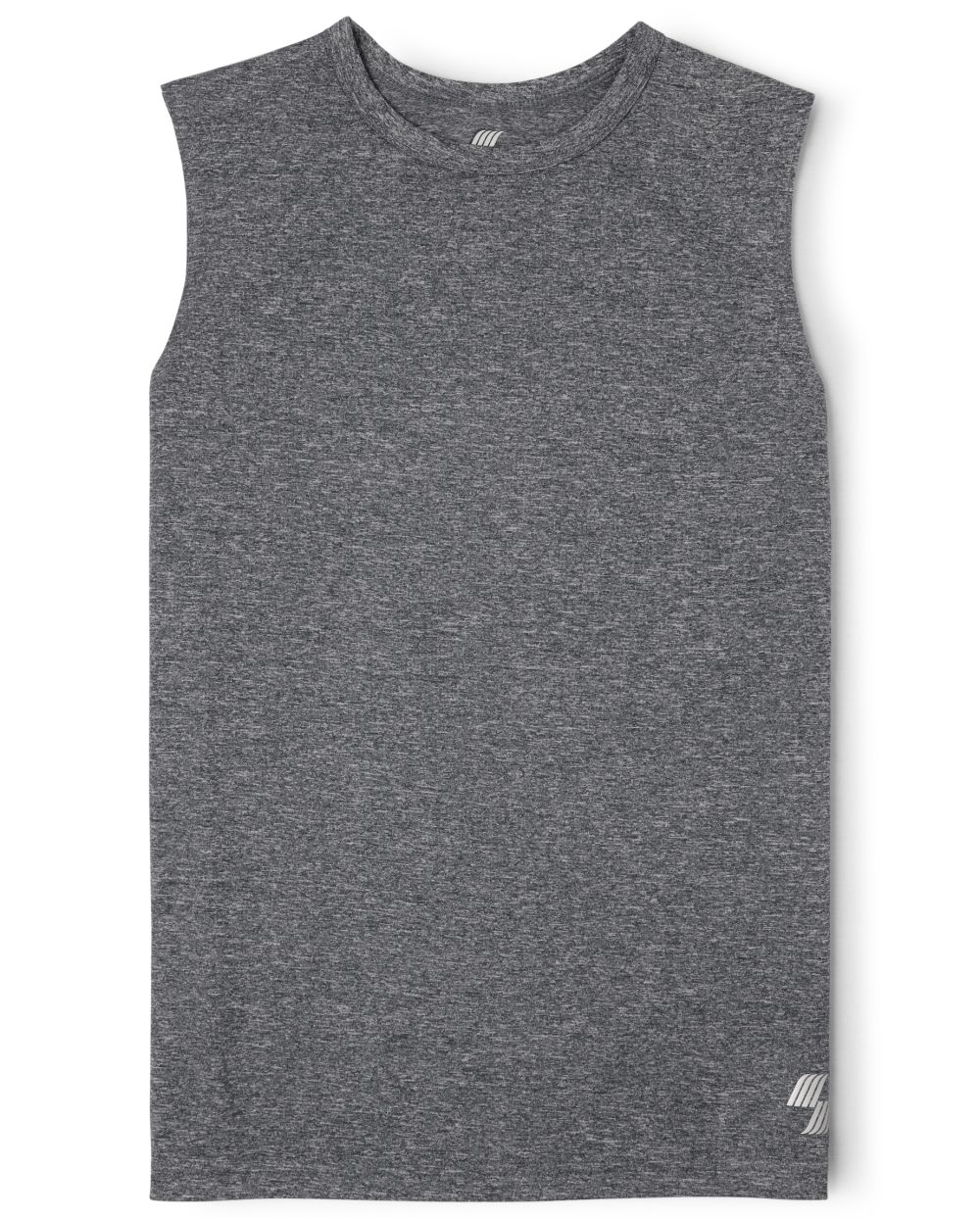 Boys Marled Muscle Tank Top