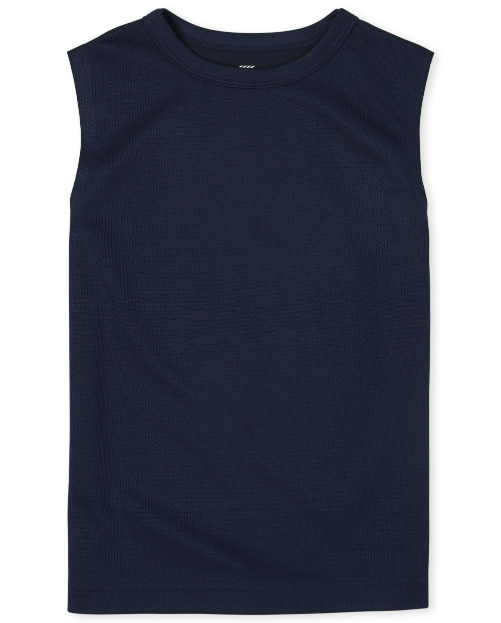 Boys Mix And Match Mesh Muscle Tank Top
