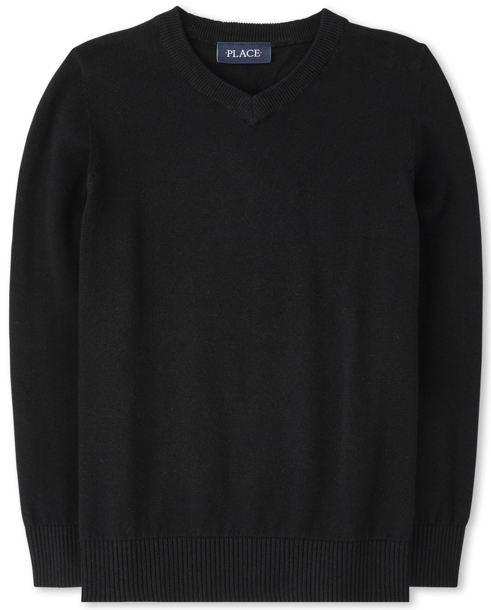 Boys Uniform V Neck Sweater