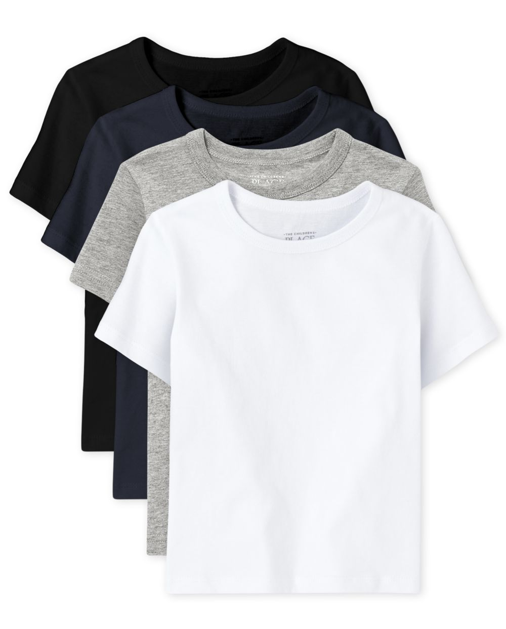 Baby And Toddler Boys Top 4-Pack