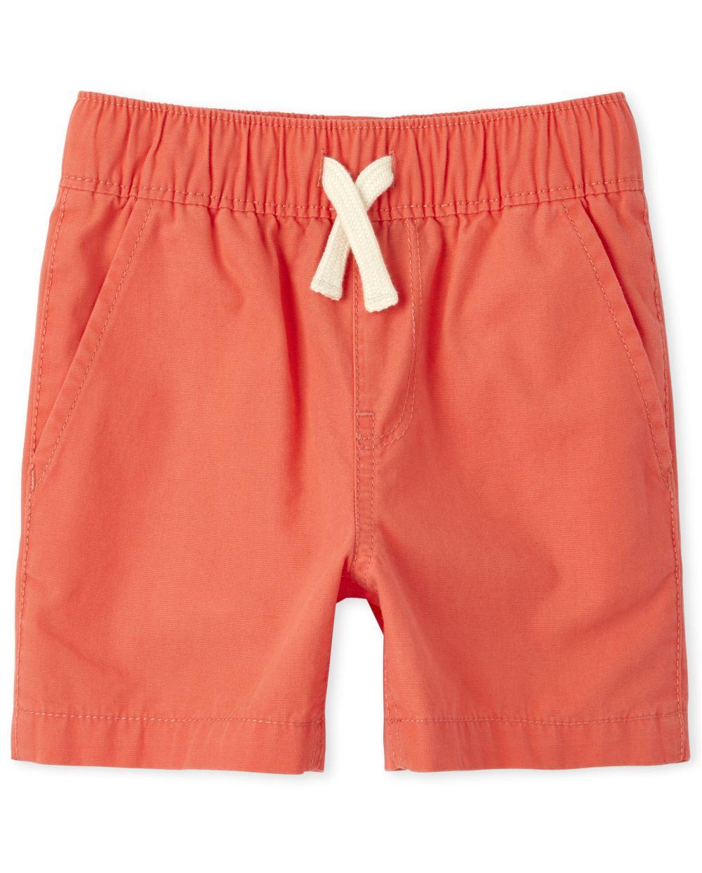 Pantalones cortos deportivos para bebés y niños pequeños