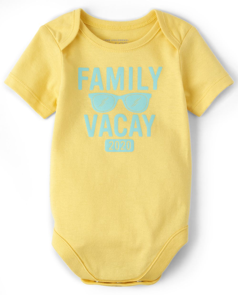 Unisex Baby Matching Family Vacay 2020 Graphic Bodysuit