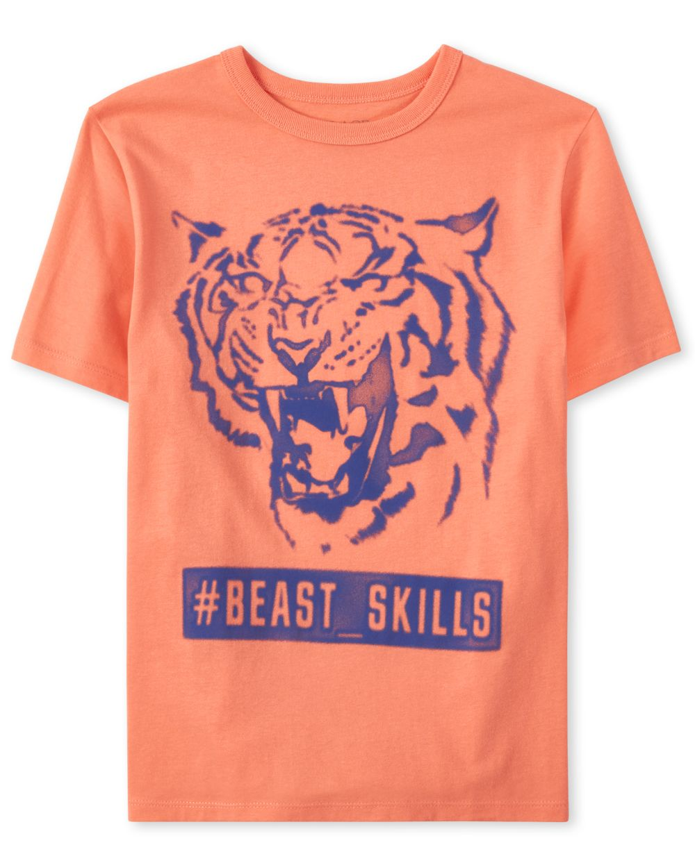 Boys Tiger Graphic Tee