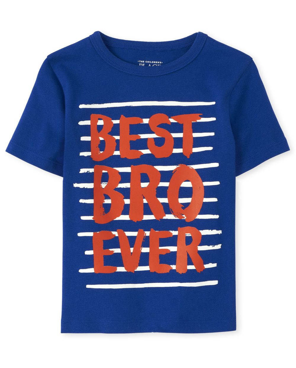 Baby And Toddler Boys Best Bro Ever Graphic Tee