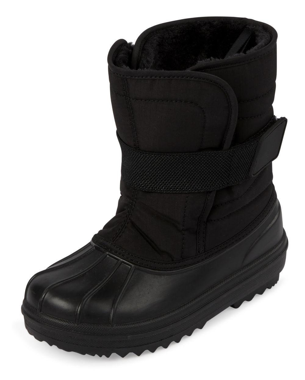 Boys Snow Boots