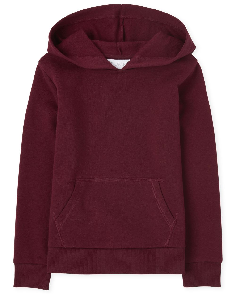 Girls Active French Terry Hoodie