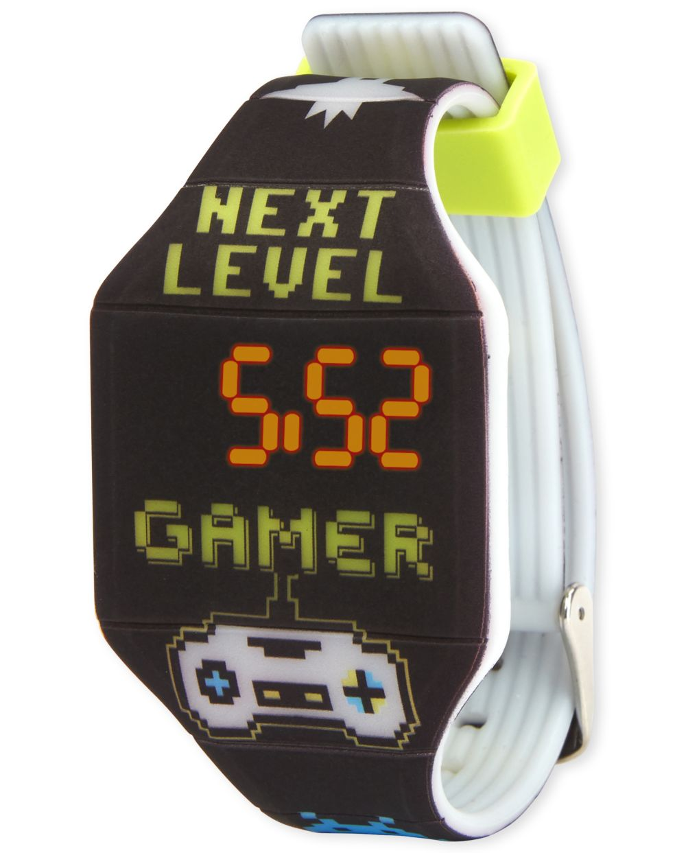 Boys Video Game Digital Watch