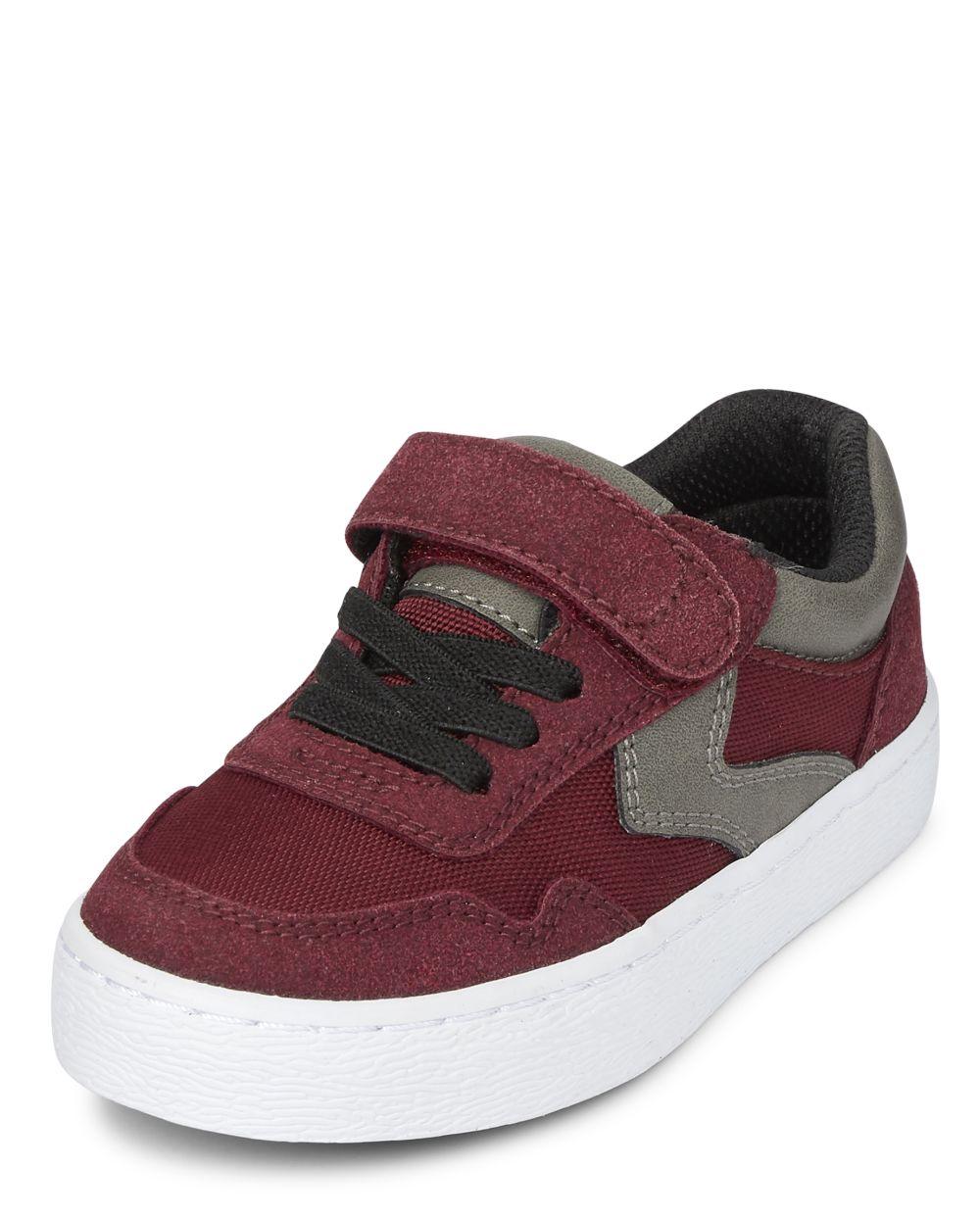 Toddler Boys Colorblock Low Top Sneakers