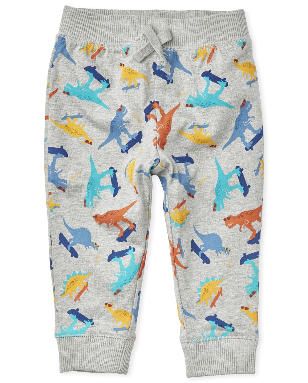 Baby And Toddler Boys Active Print Jogger Pants