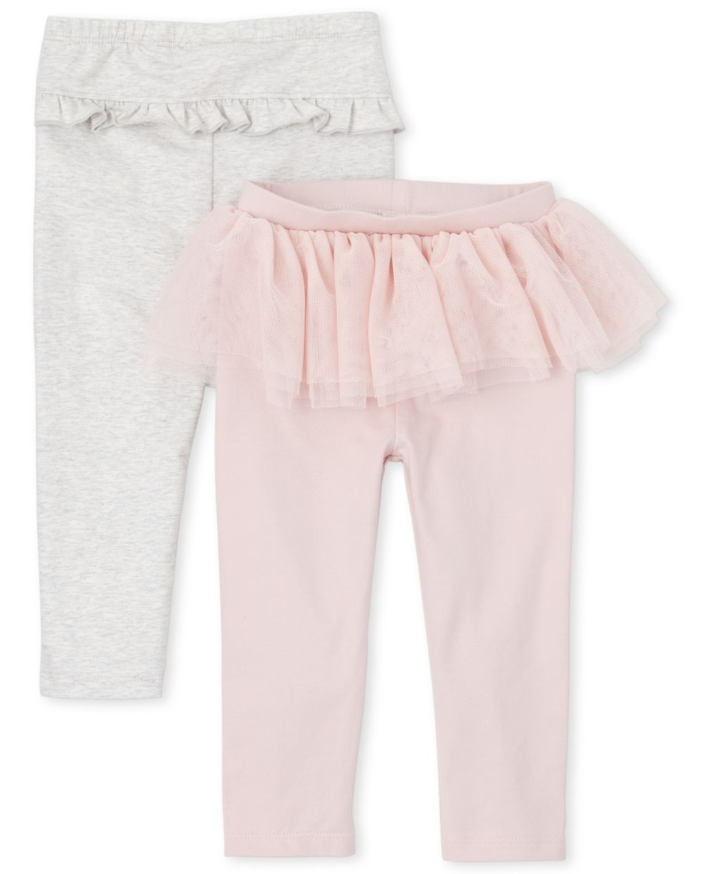 Baby Girls Tutu Pants 2-Pack
