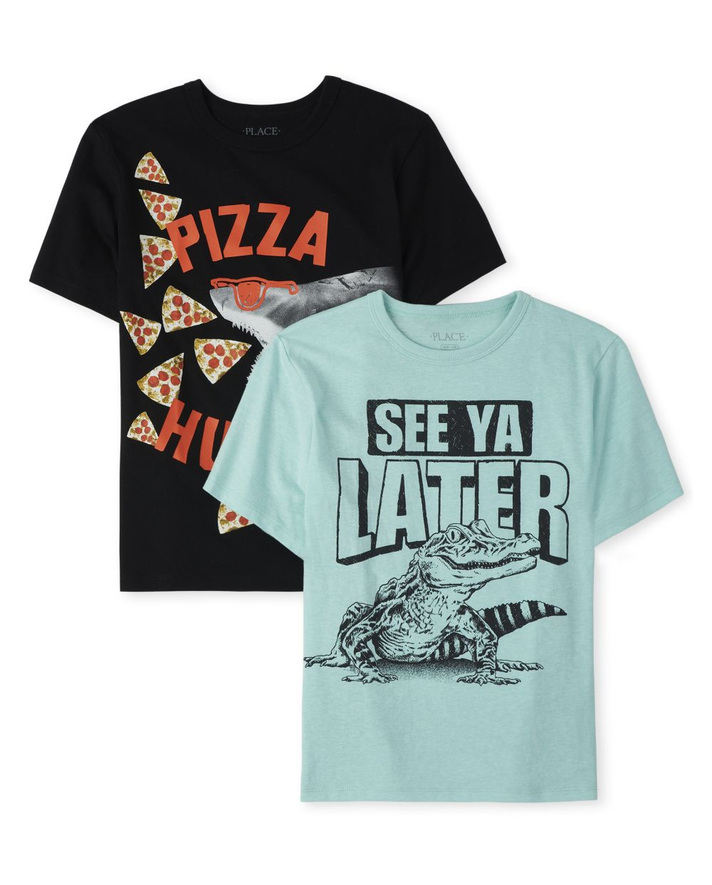 Boys Animal Graphic Tee 2-Pack